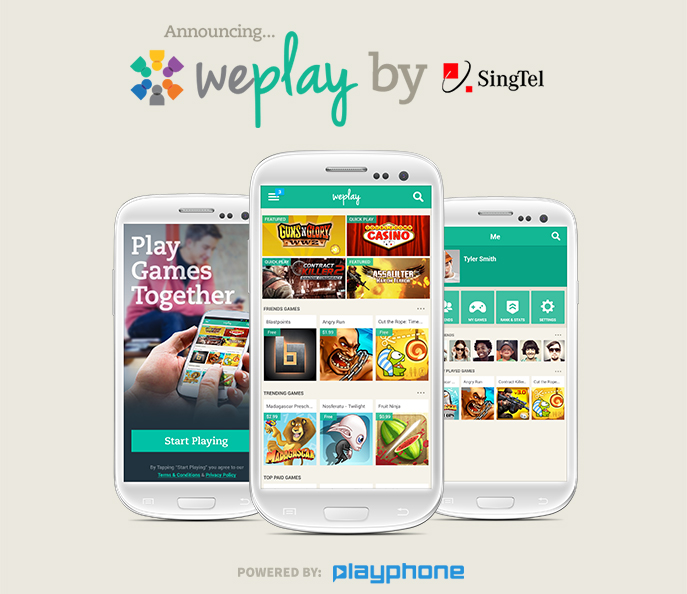 PlayPhone-SingTel Partnership Bets on Immature Emerging Markets