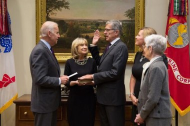 Wheeler swearing in