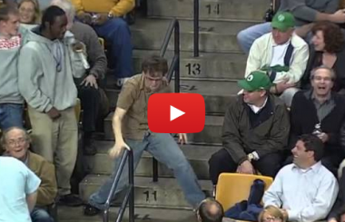 bon jovi livin on a prayer celtics jeremy fry viral video