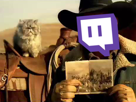 how to follow people on twitch