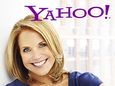 "Katie Couric Deal to Become Yahoo's ""Global News Anchor"" Set to Be Announced Monday"