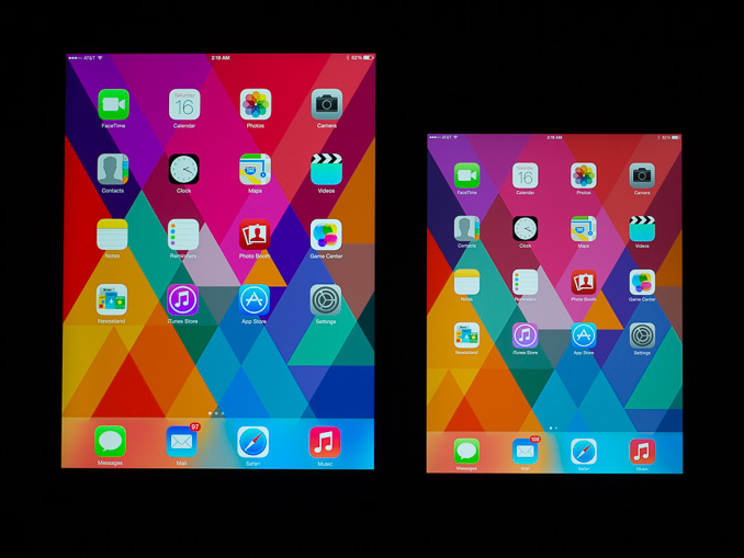 Retina iPad Mini's Color Range Still a Shade Shy of the Best