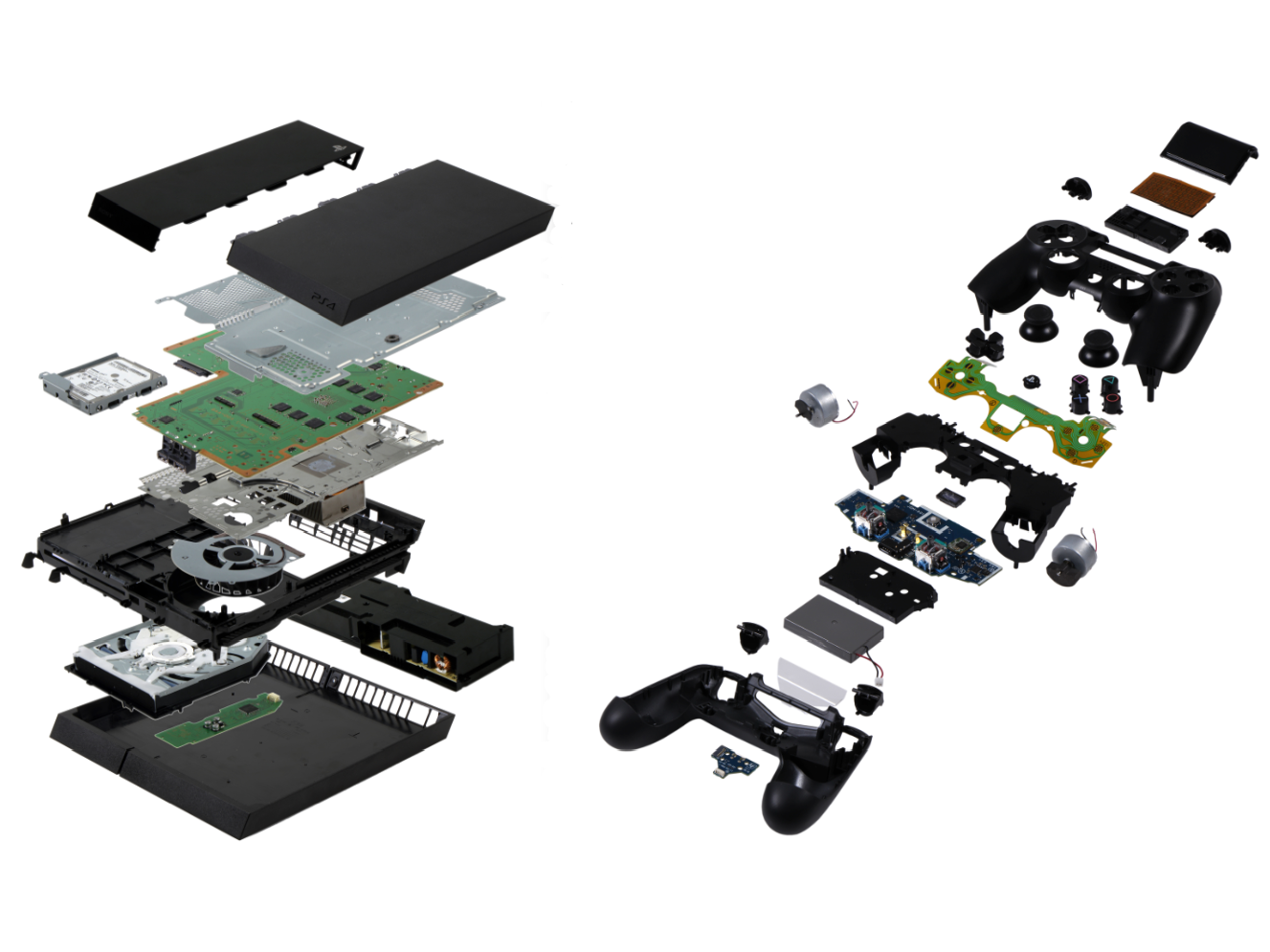 Sony's PlayStation 4 Costs $381 to Build — Only $18 Under Retail Price — In Teardown