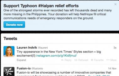 twitter typhoon timeline