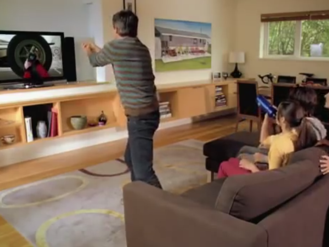 Four Years Later, How Does the Xbox's Kinect Stack Up to Its Original Vision?