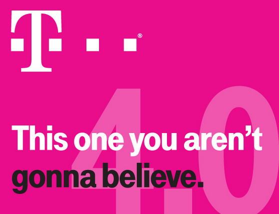"T-Mobile Plans to Talk ""Un-Carrier"" 4.0 at CES"