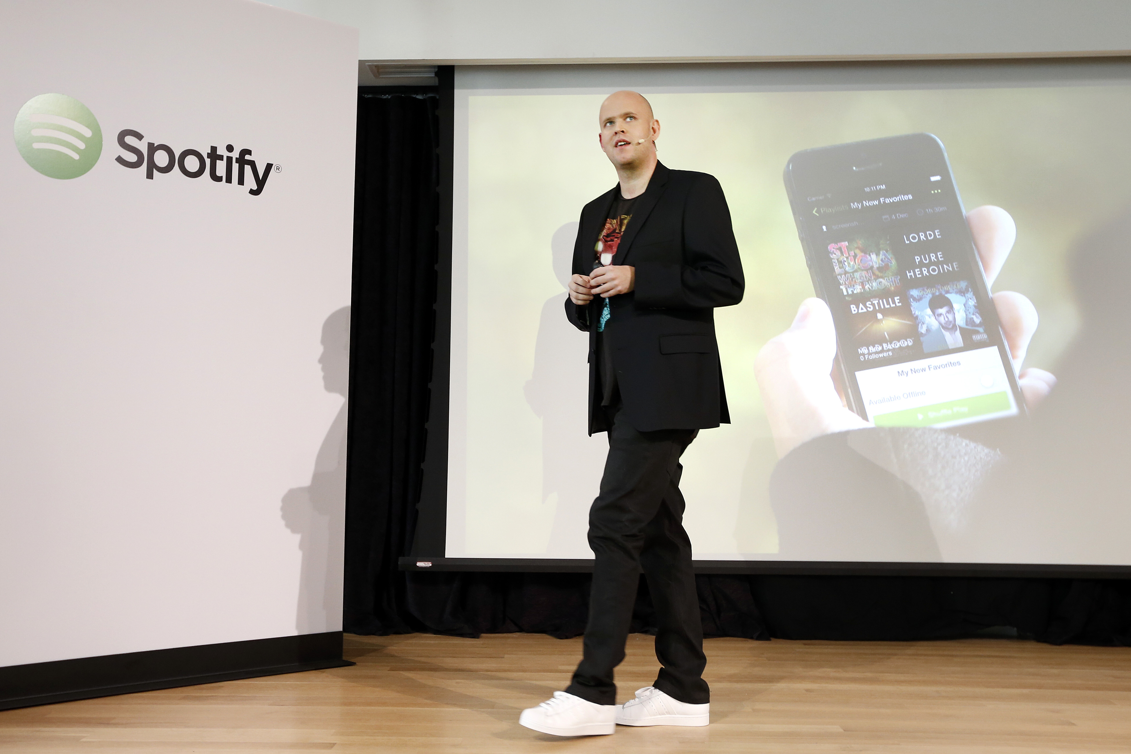 Spotify's Daniel Ek on Competition, Controversy and Crossing Over Into the Mainstream