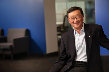 BlackBerry's John Chen on What He Is Doing to Shake Up the Phone Maker