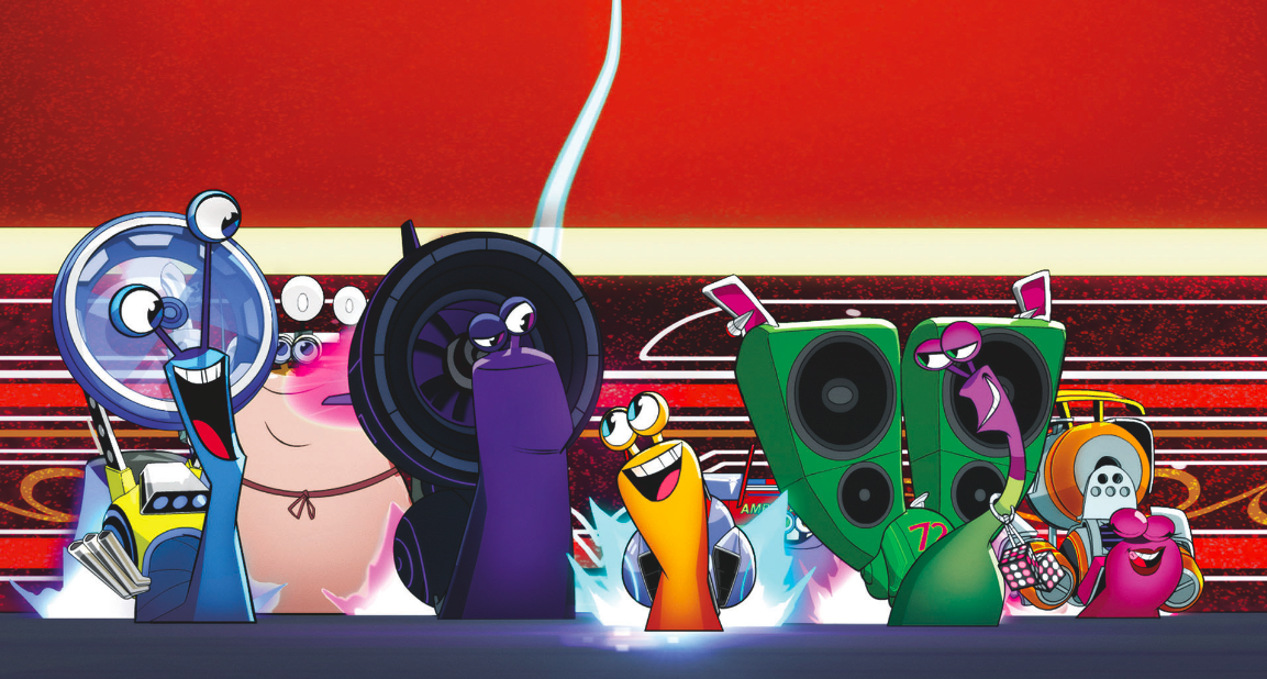 """Netflix Won't Let Your Kids Binge (Quite as Much) With """"Turbo,"""" Its Newest Original"""