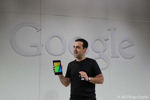 Android's Hugo Barra Departs Google for China's Xiaomi